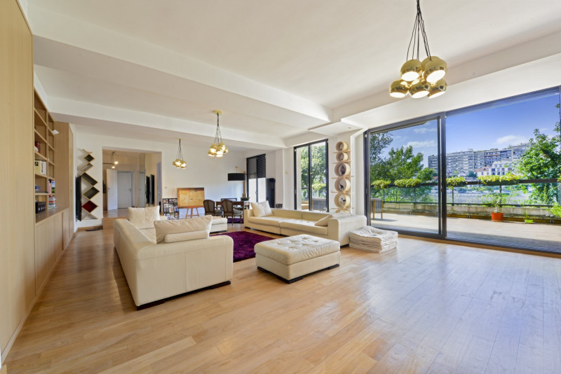 Deluxe sale apartment Neuilly-sur-seine 2350000€ - Picture 1