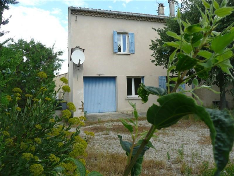 Vendita casa Carpentras 186000€ - Fotografia 1