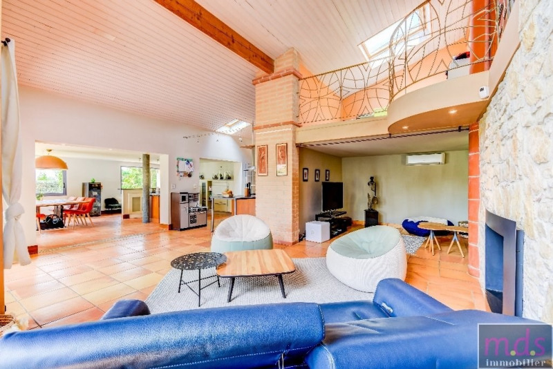 Deluxe sale house / villa Montrabe proximite 736000€ - Picture 2