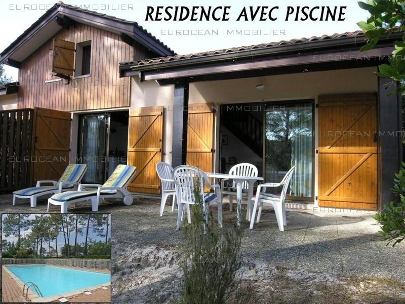Vermietung von ferienwohnung haus Lacanau-ocean 295€ - Fotografie 1