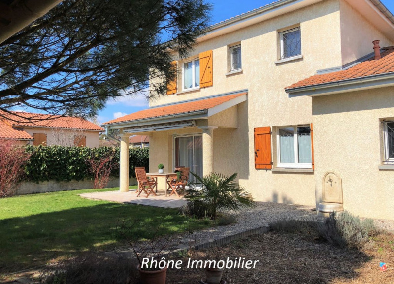 Vente maison / villa Meyzieu 399000€ - Photo 2