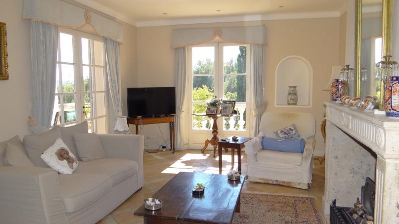 Vacation rental house / villa Cavalaire sur mer 4200€ - Picture 22