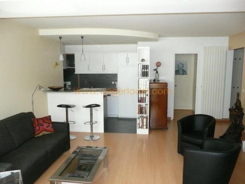 Life annuity apartment Paris 16ème 870000€ - Picture 7
