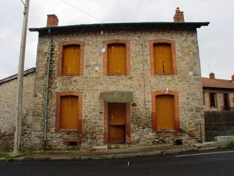 Vente maison / villa Dunieres 28000€ - Photo 1