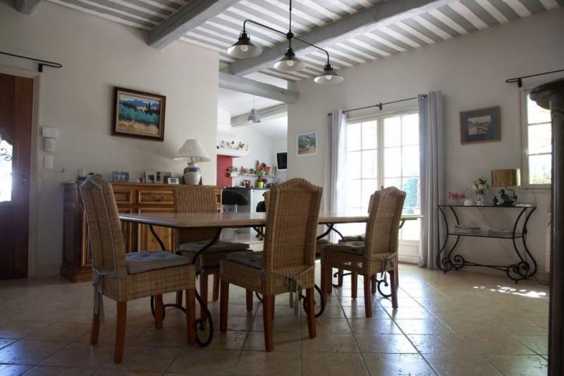 Revenda residencial de prestígio casa Rochefort du gard 625000€ - Fotografia 16