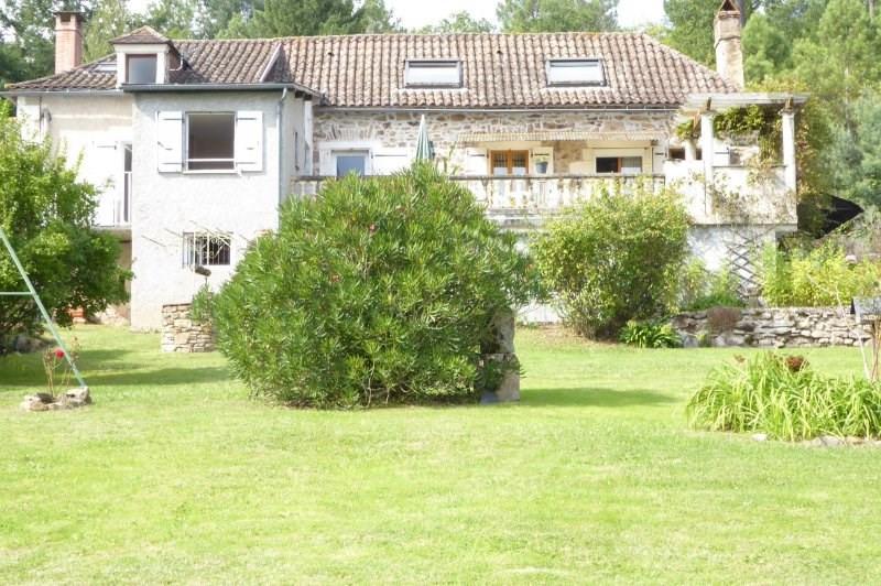 Sale house / villa Cublac 149000€ - Picture 1