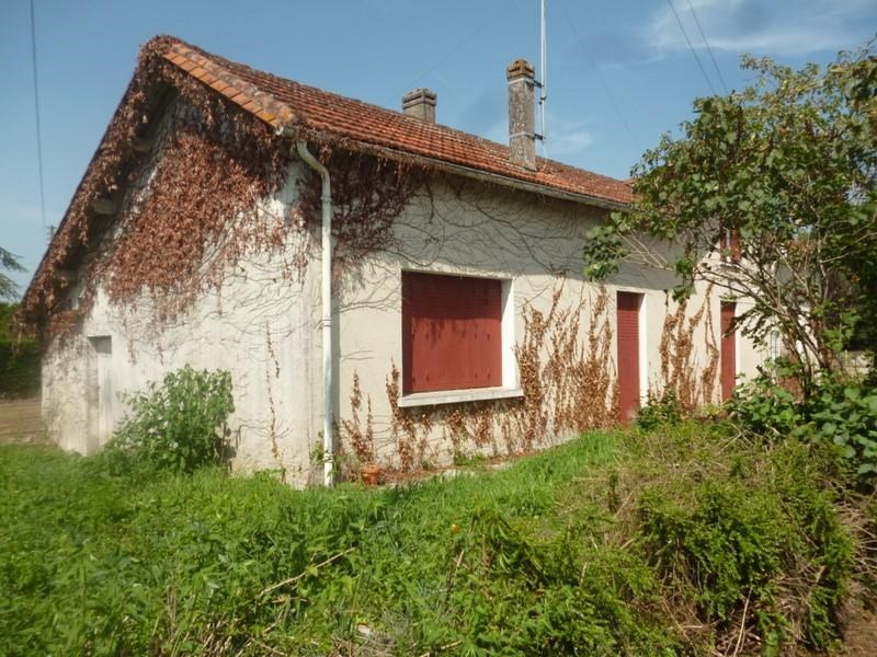 Sale house / villa St laurent des hommes 60 000€ - Picture 2