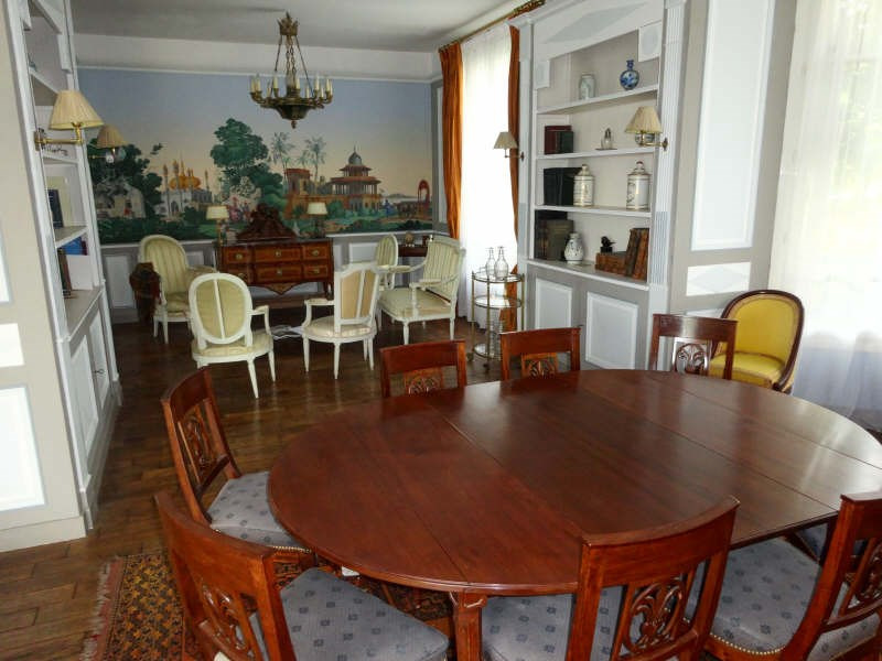 Rental house / villa Asnieres sur seine 4500€ +CH - Picture 2