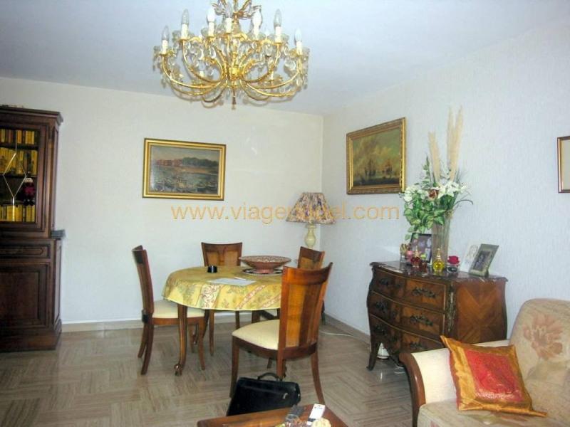 Vendita nell' vitalizio di vita appartamento Cagnes-sur-mer 71000€ - Fotografia 2