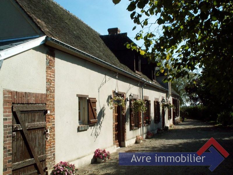 Sale house / villa Verneuil d'avre et d'iton 205000€ - Picture 1