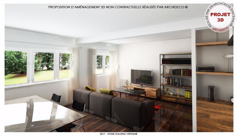 Vente appartement Soisy sous montmorency 139000€ - Photo 1