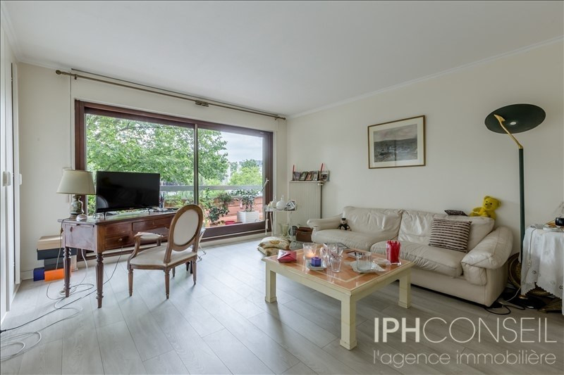 Vente appartement Neuilly sur seine 488 000€ - Photo 1