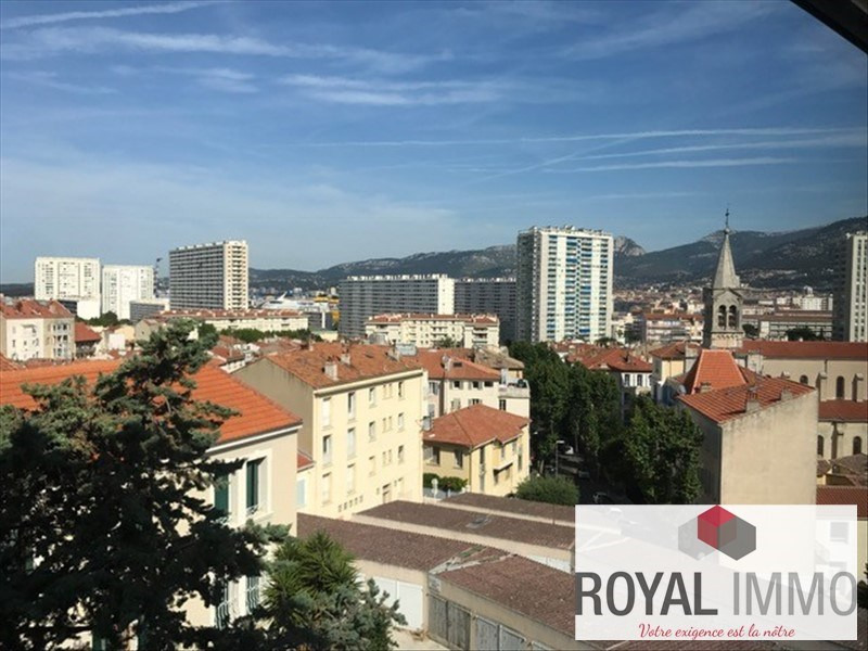 Sale apartment Toulon 231 000€ - Picture 1