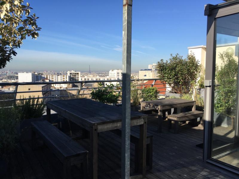 Deluxe sale apartment Paris 19ème 2080000€ - Picture 1