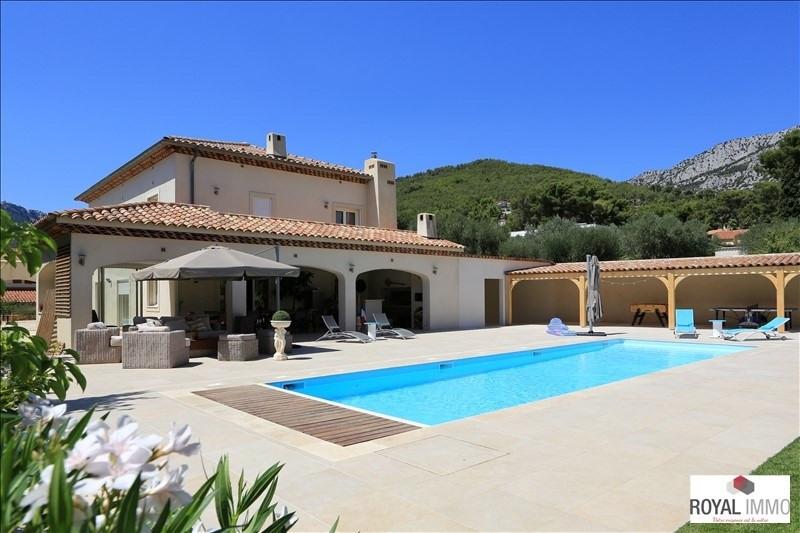 Deluxe sale house / villa La valette du var 975000€ - Picture 1