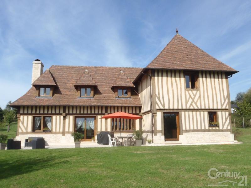 Vente de prestige maison / villa Deauville 798000€ - Photo 1