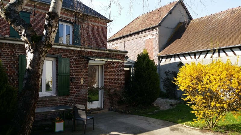 Vente maison / villa Chaumont en vexin 259 700€ - Photo 4