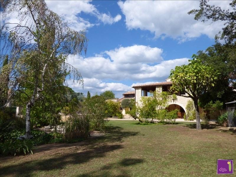 Immobile residenziali di prestigio casa Uzes 1275000€ - Fotografia 13