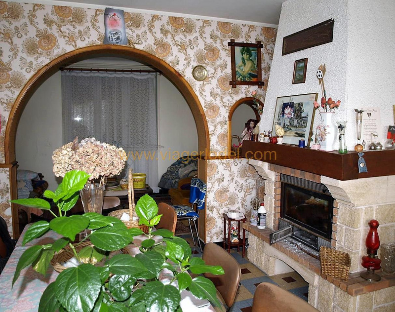 Life annuity house / villa Pact 80000€ - Picture 8