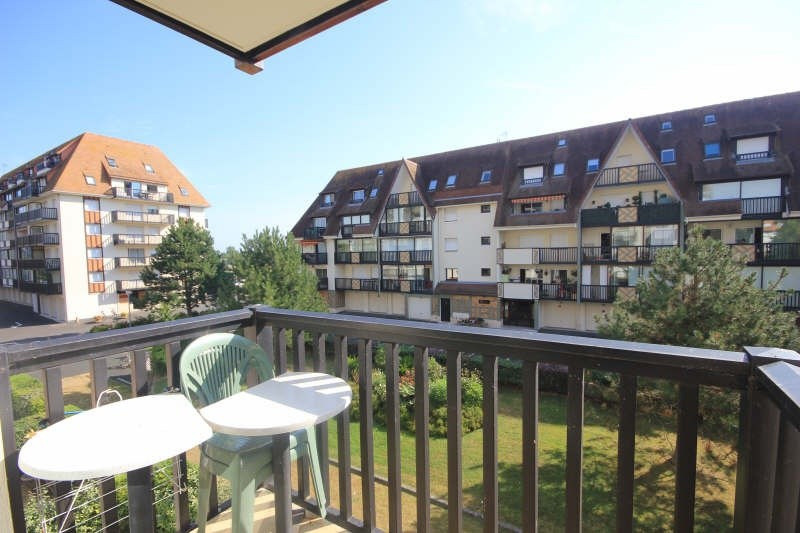 Sale apartment Villers sur mer 88 700€ - Picture 2