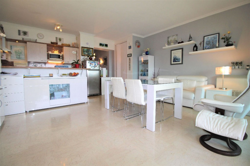 Sale apartment Villeneuve loubet 293 000€ - Picture 2