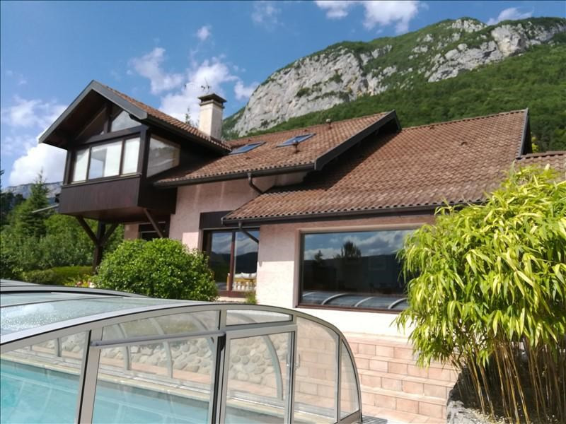 Vente maison / villa Veyrier du lac 1250000€ - Photo 1