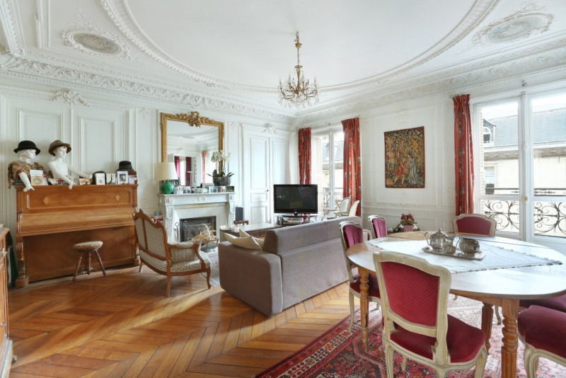 Aрендa квартирa Paris 8ème 3500€ CC - Фото 15