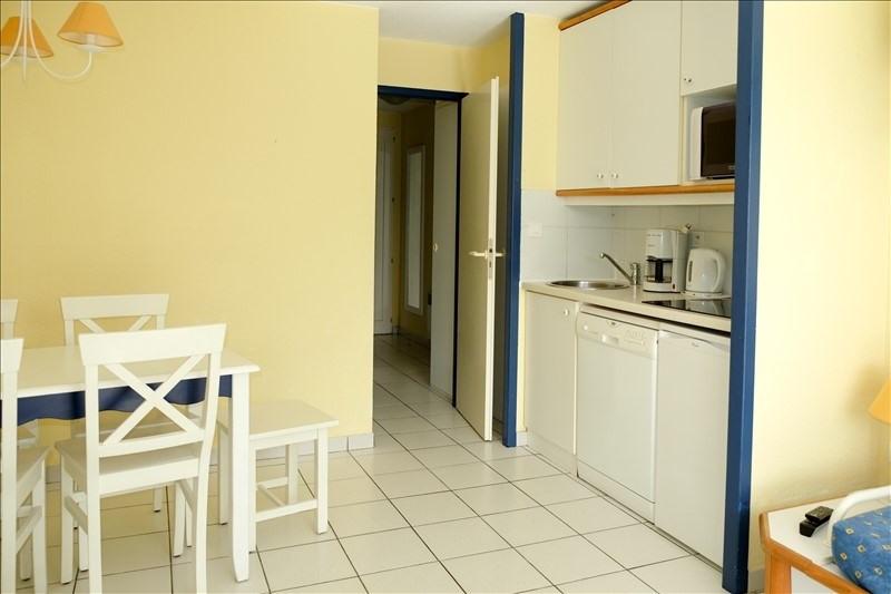 Revenda apartamento Talmont st hilaire 54500€ - Fotografia 5