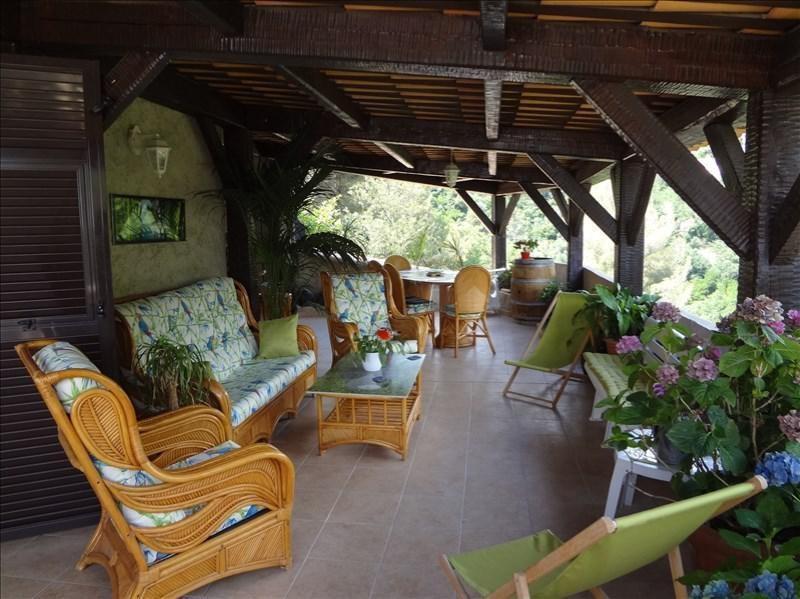 Deluxe sale house / villa Castagniers 785000€ - Picture 4