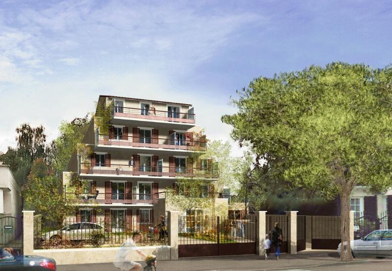 La roseraie programme immobilier neuf livry gargan - Point p livry gargan ...