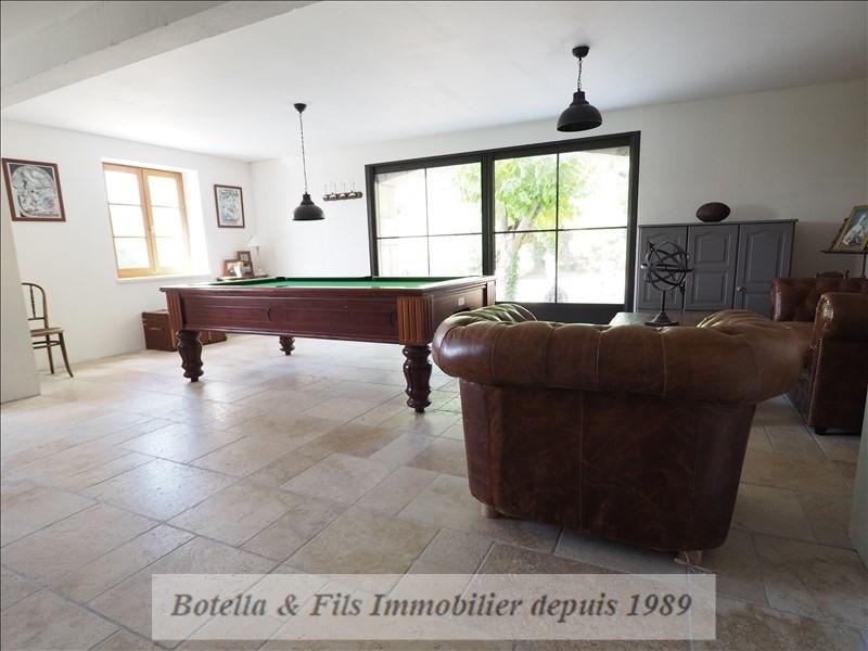 Deluxe sale house / villa Goudargues 649000€ - Picture 10