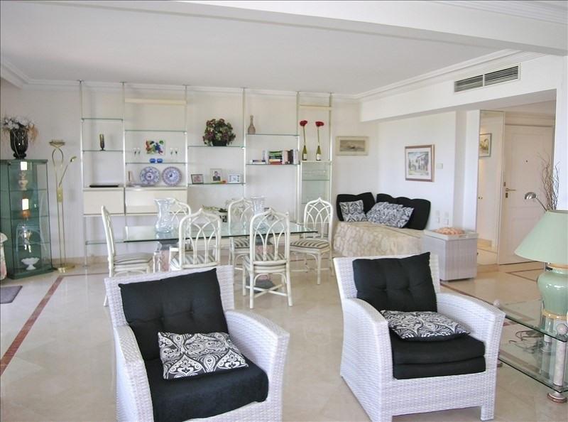Deluxe sale apartment Le golfe juan 850000€ - Picture 5