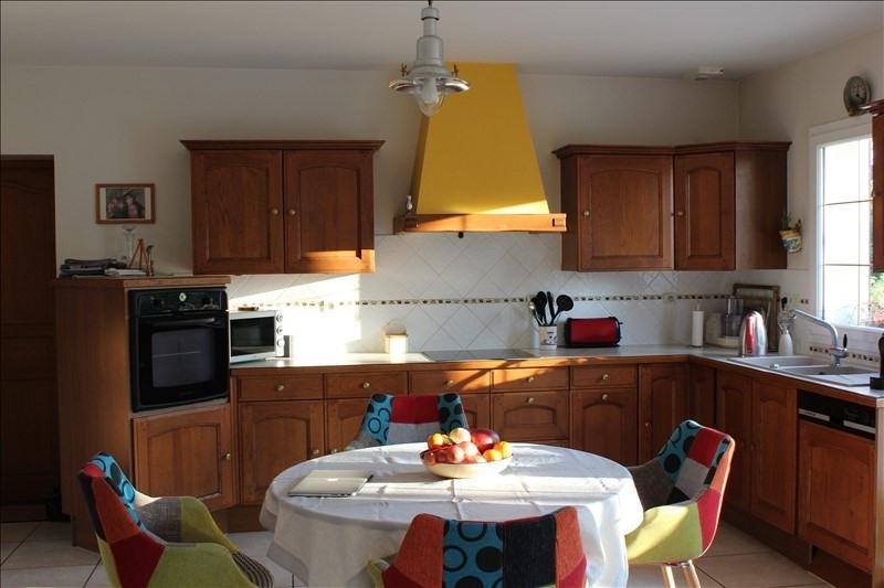 Sale house / villa Germigny l eveque 492000€ - Picture 6