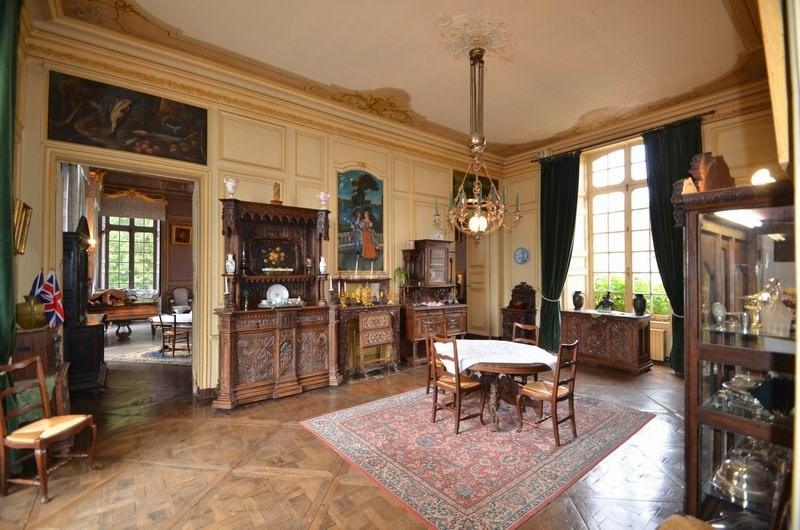 Verkauf von luxusobjekt schloss Valognes 1800000€ - Fotografie 4