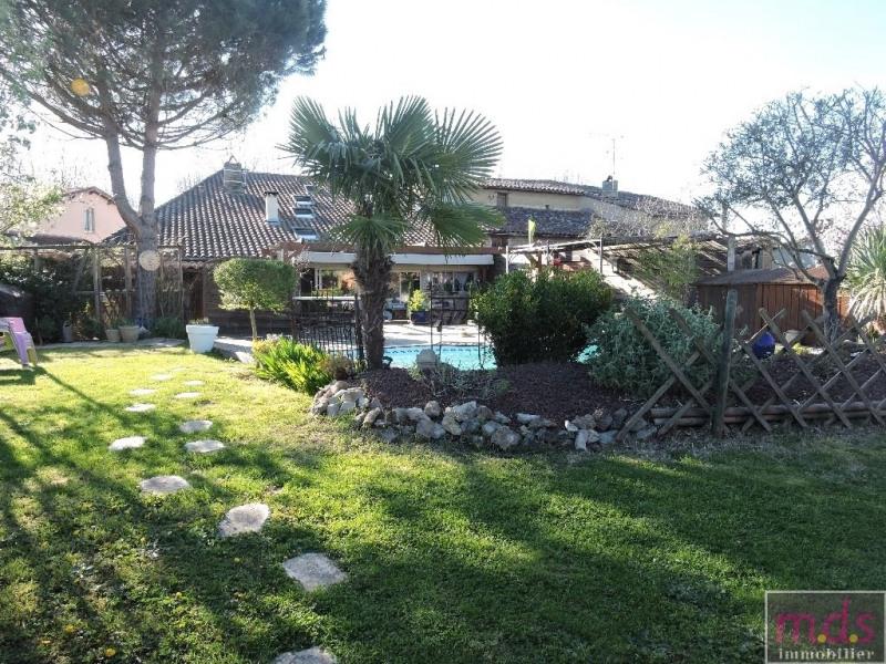 Deluxe sale house / villa Rouffiac-tolosan secteur 480000€ - Picture 2