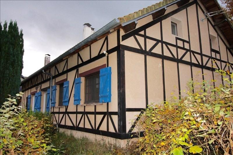 Vente maison / villa Conches en ouche 194000€ - Photo 2