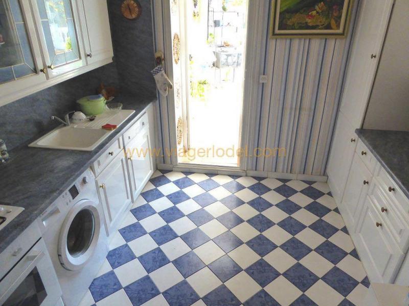 Verkauf auf rentenbasis wohnung Le cannet 75000€ - Fotografie 9