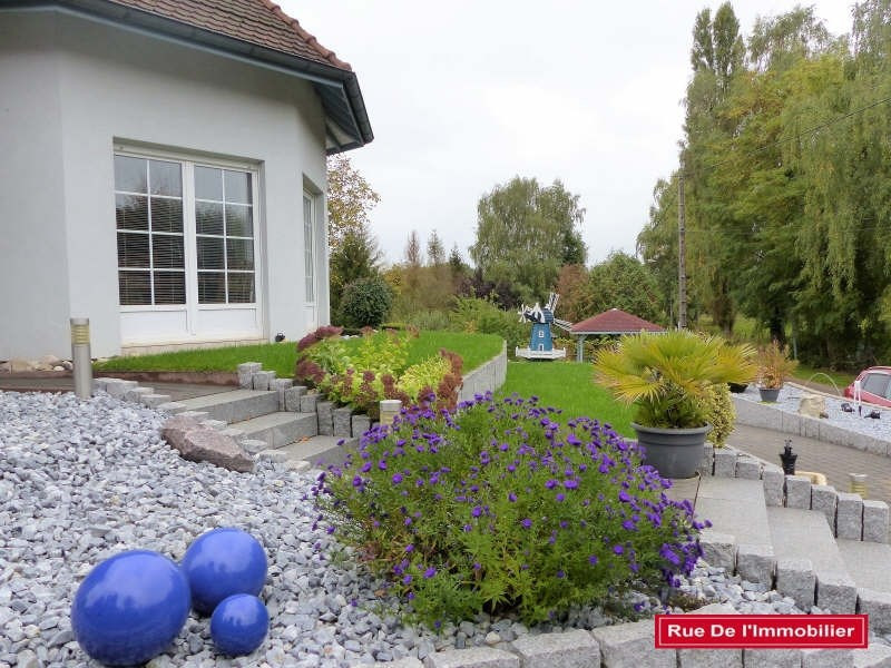 Sale house / villa Haguenau 389000€ - Picture 2