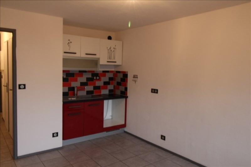 Rental apartment Sallanches 450€ CC - Picture 3