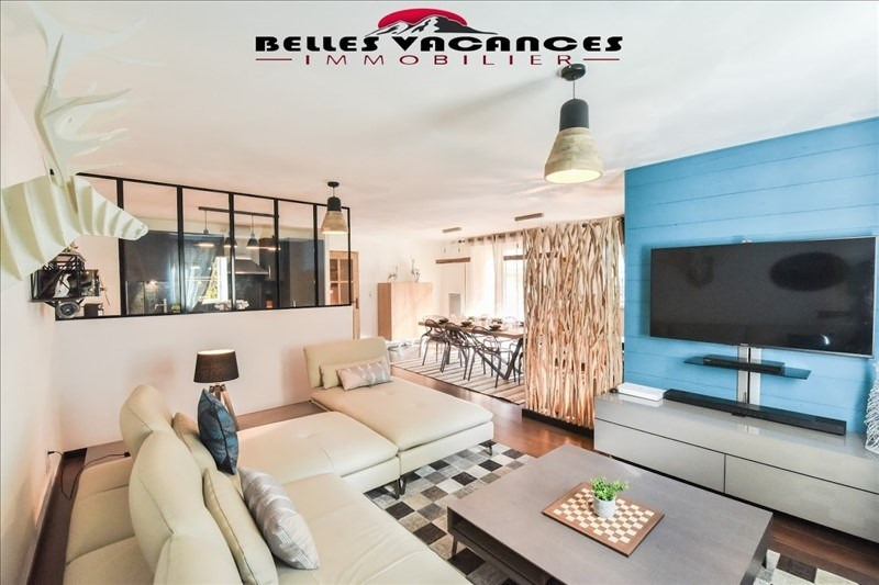Deluxe sale apartment St lary soulan 550000€ - Picture 3