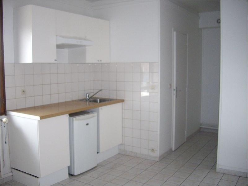 Rental apartment Montgeron 609€ CC - Picture 1
