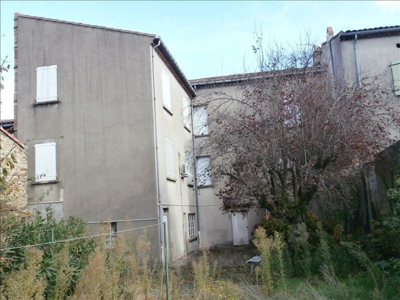 Vente immeuble Mazamet 110000€ - Photo 1