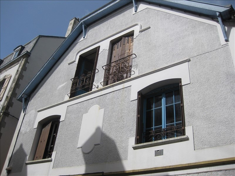 Sale apartment Quimperle 14 800€ - Picture 1