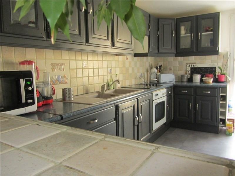 Sale house / villa Menucourt 258500€ - Picture 2