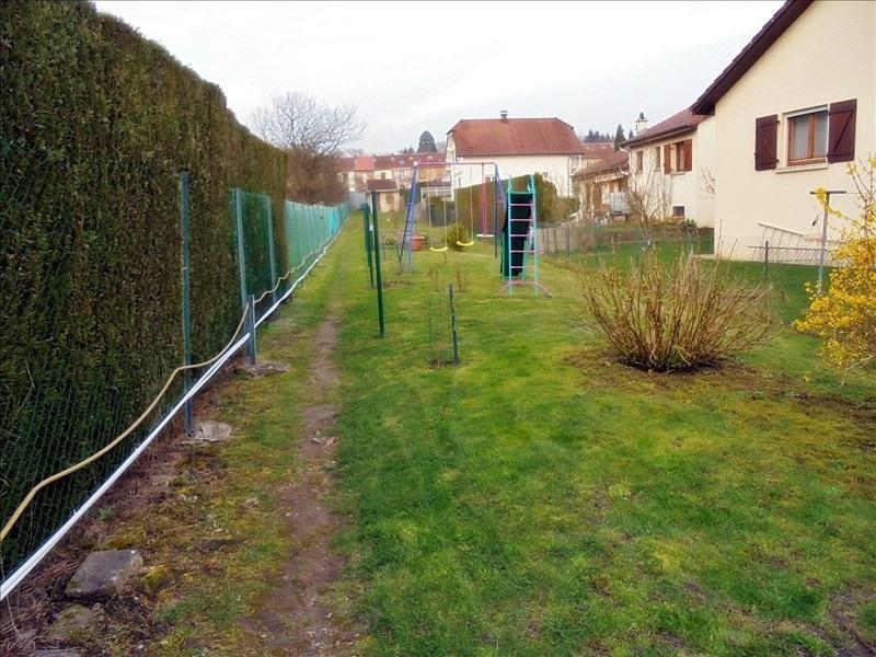 Vente maison / villa Baccarat 105000€ - Photo 1