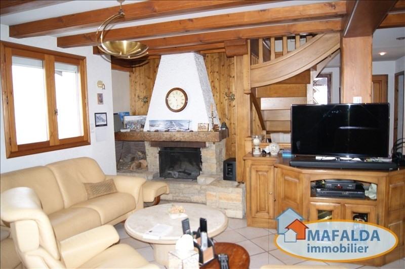 Vente maison / villa Mont saxonnex 525000€ - Photo 5