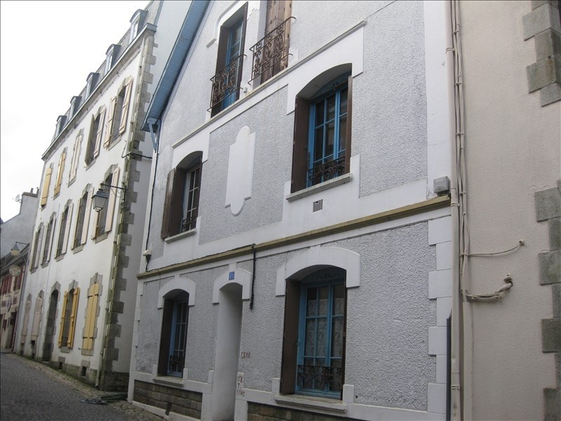 Investment property apartment Quimperle 37 800€ - Picture 4