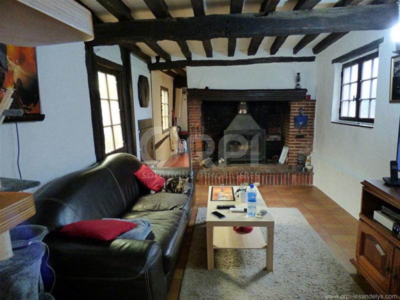 Vente maison / villa Lyons-la-forêt 128000€ - Photo 3