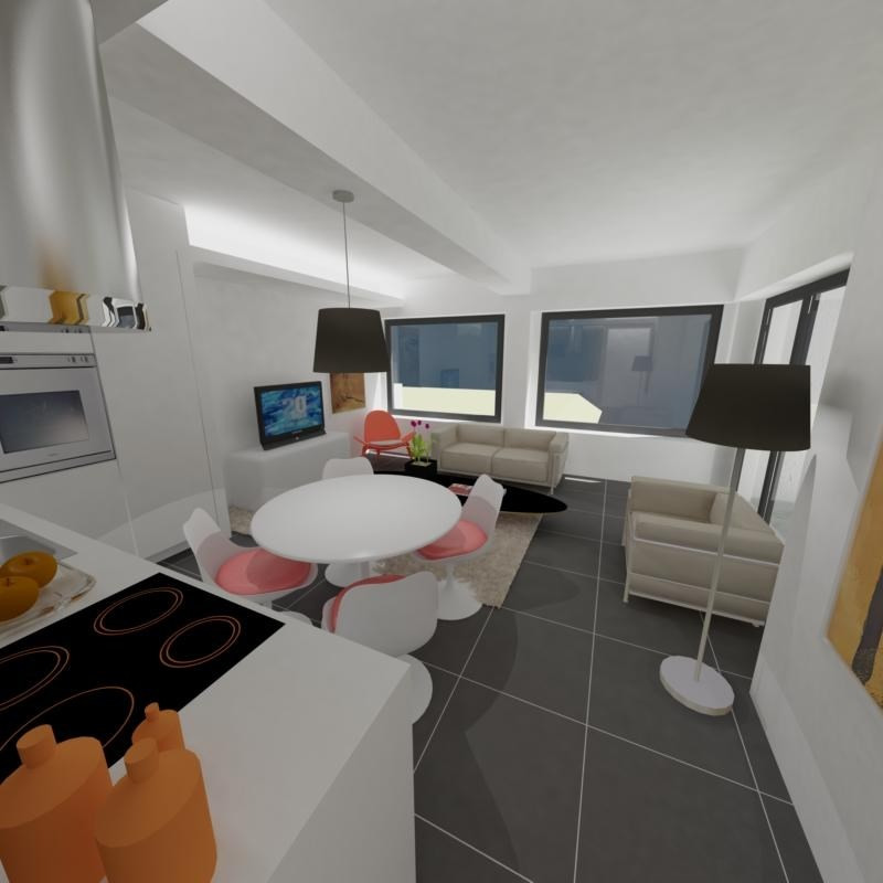 Deluxe sale apartment Strasbourg 276800€ - Picture 2