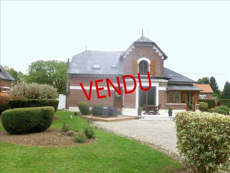 Vente maison / villa Peronne 185000€ - Photo 1